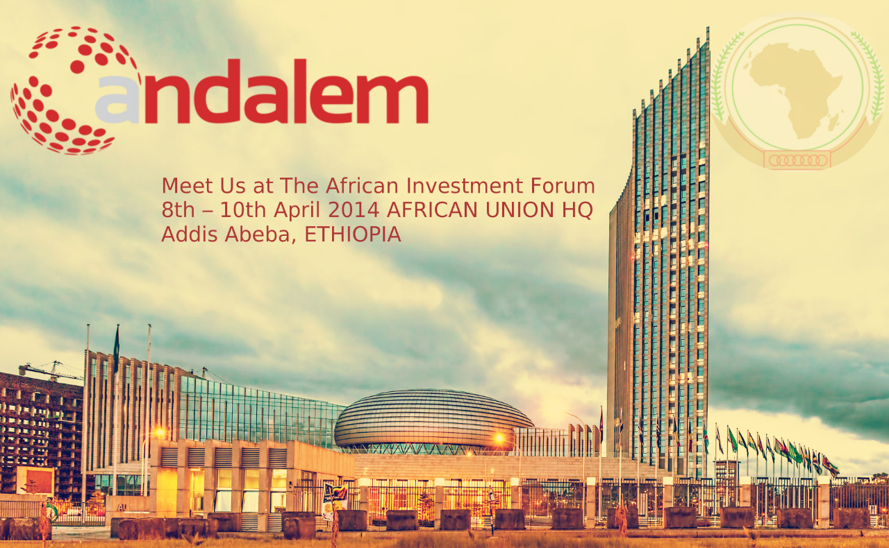 African Investment Forum 2014 Andalem
