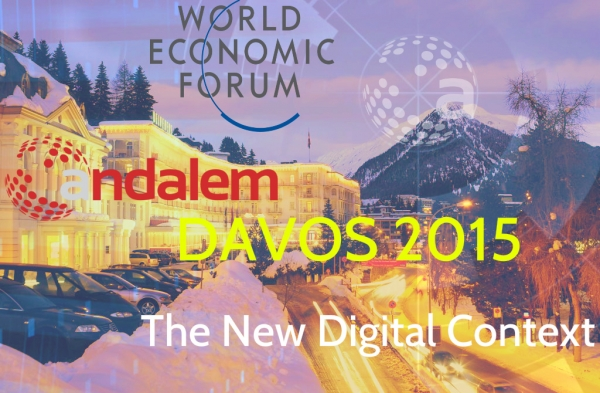 World Economic Forum Annual Meeting 2015 The New Digital Context
