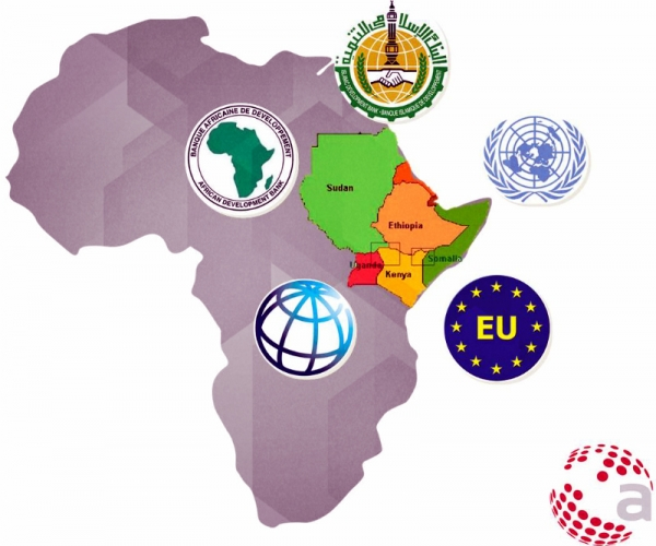 World Bank, AfDB, IsDB, EU & UN Commit Billions in New Development Initiative for IGAD Member States