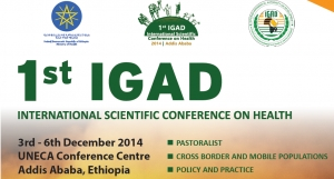 1st IGAD International Scientific Conference on Health to be Held at UNECA in Addis