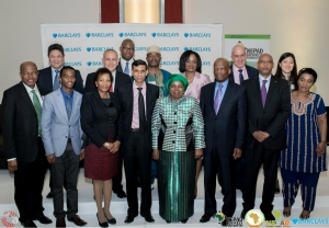 African Leaders in Dialogue Dinner 2014